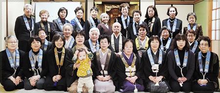 正蓮寺仏教婦人会の歴史と活動